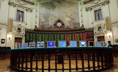 Bolsa de Santiago alcanza su mejor nivel del año