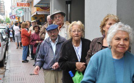 Radiografía: El envejecimiento de los chilenos