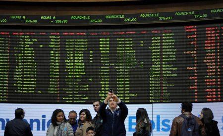 El buen momento de la Bolsa Chilena