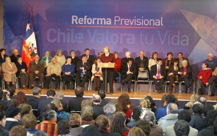 Reforma Previsional: sin acuerdo ni propuesta