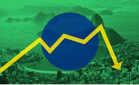 Crisis en Brasil golpea acciones chilenas con presencia en ese país