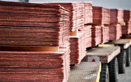 China empuja al cobre a su nivel más alto desde diciembre de 2014
