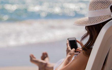Consejos para desconectarse del trabajo este verano