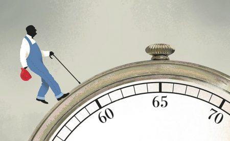 Los beneficios de postergar la edad de jubilación en 5 años