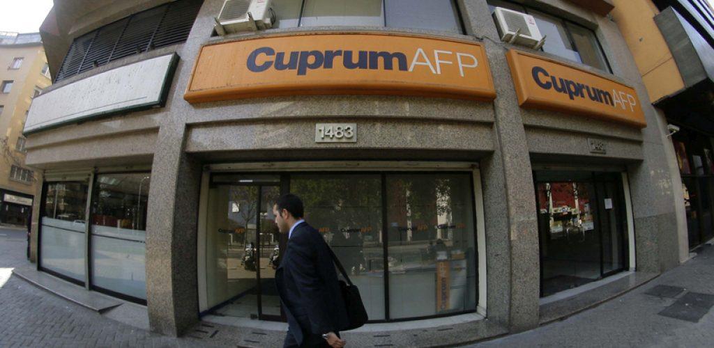 AFP Cuprum bajará sus comisiones: Provida será la más cara y Modelo la más barata