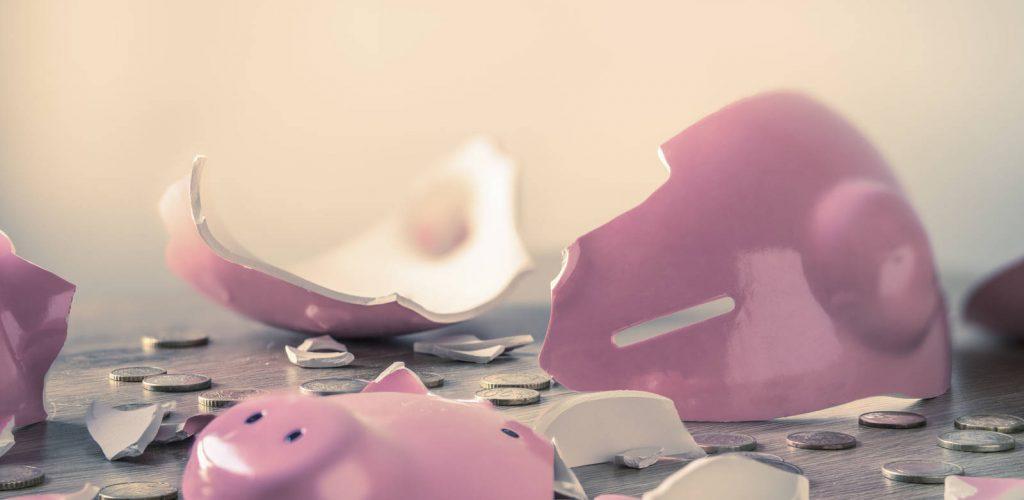 Fondos de pensiones A y B acumulan rentabilidad negativa en lo que va del año