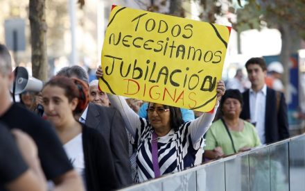 Reforma previsional: votación de proyecto se posterga y Gobierno envía indicaciones
