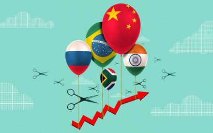 Economistas identifican nuevos riesgos para mercados emergentes